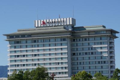 琵琶湖マリオットホテルに泊まるという旅