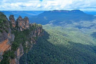 家族と一緒にオーストラリア旅行2018(4)5日目-シドニー其の2(ブルーマウンテン国立公園&クイーン・ヴィクトリア・ビル)