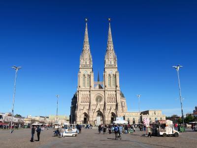 2018 ブエノスアイレス郊外のルハン大聖堂へ Google Mapが使えない!?