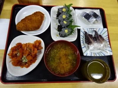 熊野古道馬越峠迂回路猪ノ鼻水平道から尾鷲おとと、おととのお寿司は美味