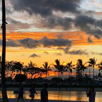 2018年5月kikiさんのバースディに飛ぶ Hawaii ③ 4日目5日目編 出会いに感謝