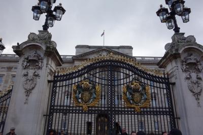 2回目のロンドン2日目:ヴィクトリア&アルバート美術館、バッキンガム宮殿、リージェントストリート