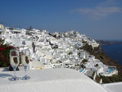 ハネムーン@ドーハ経由のギリシャ、マルタ、イタリア(39-41ヶ国目) 1-2日目