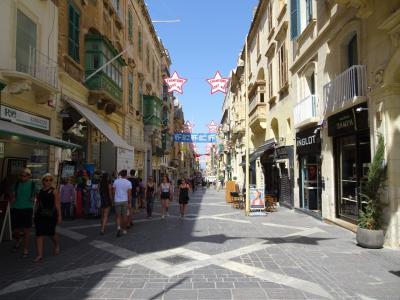 ハネムーン@ドーハ経由のギリシャ、マルタ、イタリア(39-41ヶ国目) 4日目