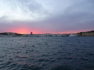 ハネムーン@ドーハ経由のギリシャ、マルタ、イタリア(39-41ヶ国目) 5日目