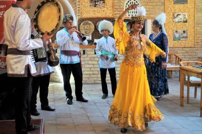 欲張りウズベキスタン旅行 vol.4 ウルゲンチ、ヒヴァへ