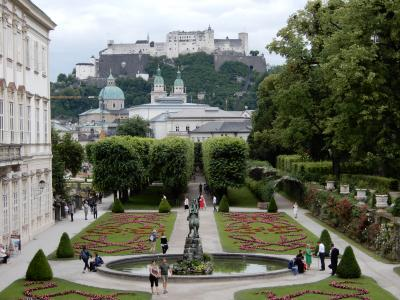 シニアWカップル・オーストリアのんびり旅②ザルツブルク街歩き・その1