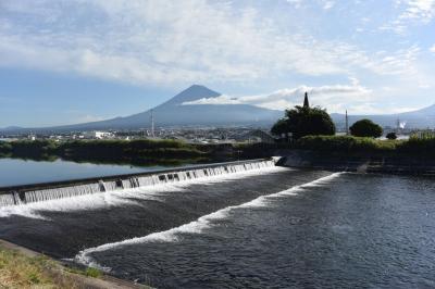 散歩 2018.06.19 =晴れて富士山も見えました=
