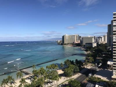 2018年6月ハワイ 1日目 トラブル発生