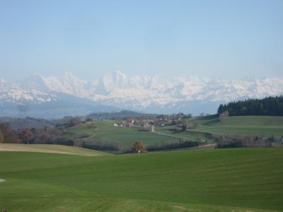2018年 アルザス・スイス・南ドイツの旅 ⑦ベルン