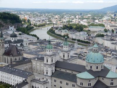 シニアWカップル・オーストリアのんびり旅③ザルツブルク街歩き・その2