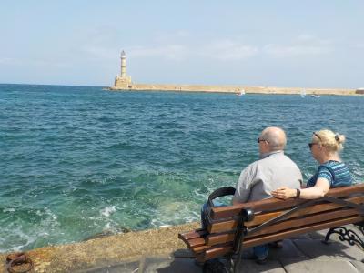 クレタ島 のんびり1週間③(ハニア)