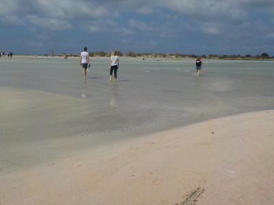 クレタ島 のんびり1週間②(ビーチ)