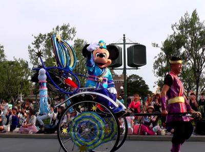 2018年東京ディズニーランド35周年&東京ディズニーシーののディズニー七夕DAYS!