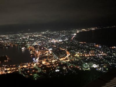 2018 夏至  函館  リベンジ  函館山  木はら  ラビスタ函館ベイに泊まる