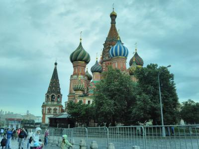 モスクワ、サンクトペテルブルグ1