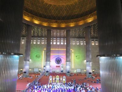2018小満「インドネシアへ一人旅」(7_ジャカルタ中心地各所へ_ハ)