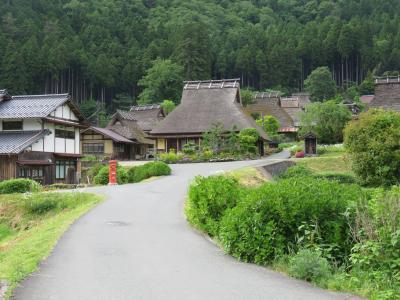 """京都美山、""""かやぶきの里""""はいいところ"""