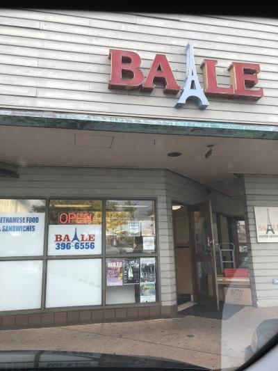 Ba-Le Sandwich Shop,