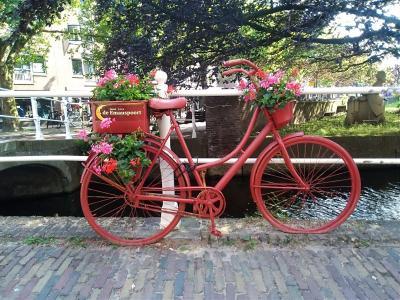 デルフト・サイクリング