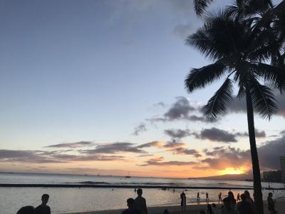 家族でハワイ3