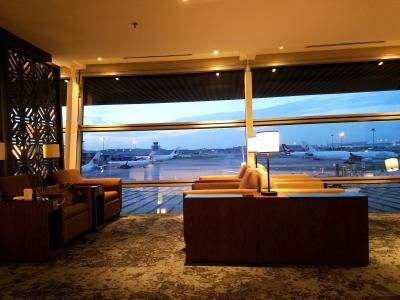 マレーシア航空A350ビジネスクラスで行く☆クアラルンプール経由ハノイ【JGC修行】1