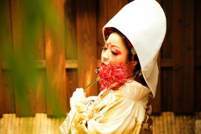 ☆癒し時々抹茶の旅 狐の嫁入り体験☆