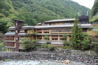 世界最古の温泉旅館「慶雲館」に泊まる ~千畳敷カールで紅葉、身延山~備忘録です