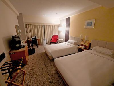 【国内305】2018.6 福岡出張旅行1-ホテルニューオータニ博多に宿泊
