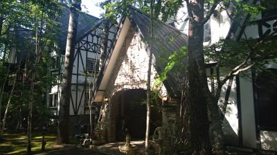 2018年6月 アイスショー観覧と上信越を巡る夫婦旅☆宿泊編☆高原のホテル ラパン
