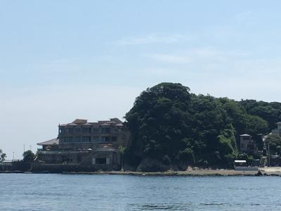 ご近所江ノ島散策 2018.6.25