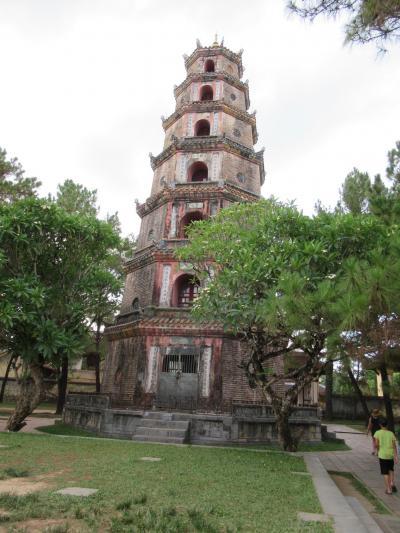 おひとり様ツアーで二度目のベトナム~でもフエ(中部)は初めて~