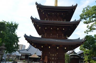 阪和線南田辺から町歩き