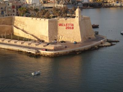 念願の地中海クルーズ(5)・マルタ島