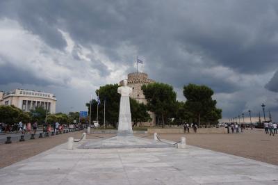 メテオラ、テッサロニキ、アテネとエーゲ海-2-