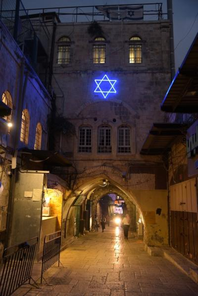 イスラエル&ヨルダン3 オリーブ山と嘆きの壁