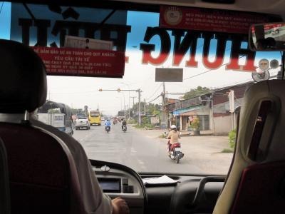 のんびりと過ごすベトナム