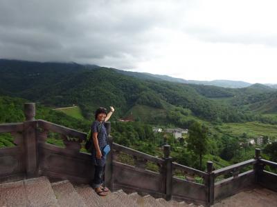 2018年6月 雲南省・普洱茶馬古道旅景区へ行ってみた。