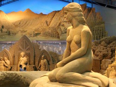 鳥取家族旅行:コナン、砂丘、海鮮、温泉!