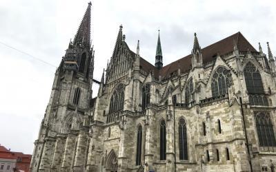 2017夏オーストリアとバイエルンの旅08:レーゲンスブルク