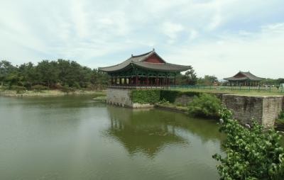 釜山・慶州の旅/話せなくてもなんとか行ってこれた/その3(慶州歴史遺跡地区)