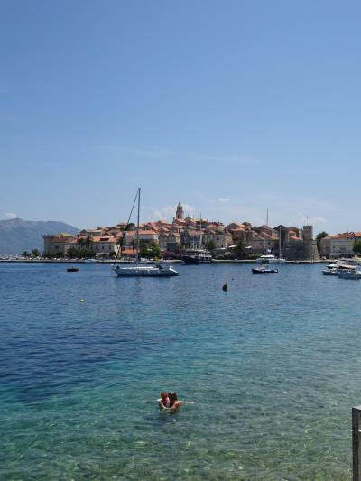 アドリア海の美しい街、ぐるっと満喫⑤コルチュラは中世が色濃く残るかわいい街!