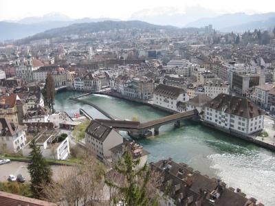 2018年 アルザス・スイス・南ドイツの旅 ⑧ルツェルン