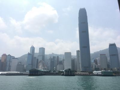 トランジット7時間で香港観光【ニュージーランド12泊15日で横断の旅 最終日】