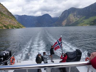 母ひとりツアーで行く北欧3か国周遊の旅②ノルウェー編