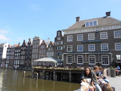 ベルギー&オランダ旅行 その3(5~9日目)