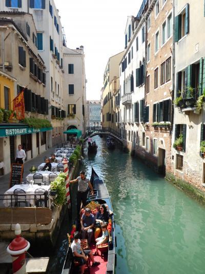 コスタデリチョーザでクルーズデビュー!アドリア海・エーゲ海を巡る旅(その8)~ベネチア下船&観光、そして帰国~