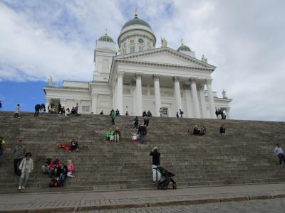 北欧3か国めぐり7日間(その4)フィンランド「ヘルシンキ」