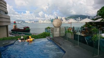 母娘のリフレッシュ旅~ちょこっと街歩き&インターコンチネンタル香港