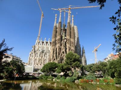 7つの地を巡るスペイン8日間 ① バルセロナ、モンセラット